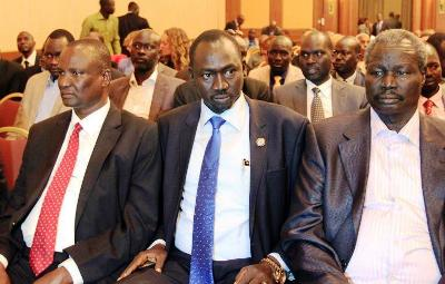 south_sudanese_rebel_delegation_chief_taban_deng_left_and_members_of_his_delegation_attend_talk