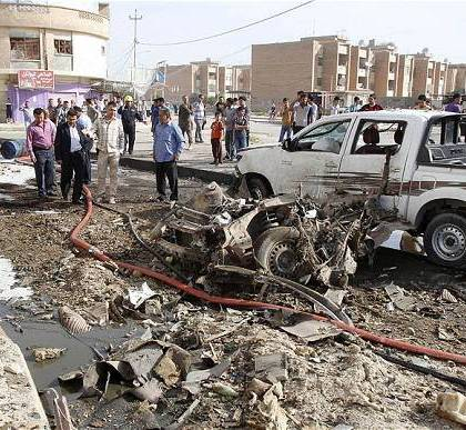 ISIL suicide attacks kill at least 11 in Iraq
