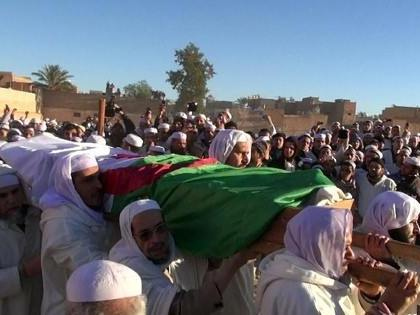 southern Algeria leave one dead