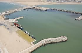 inshore port in La