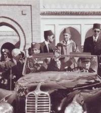 الجزائر المغرب استقلال