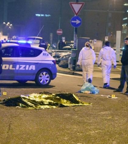 Suspect of Berlin Attack killed in Milan